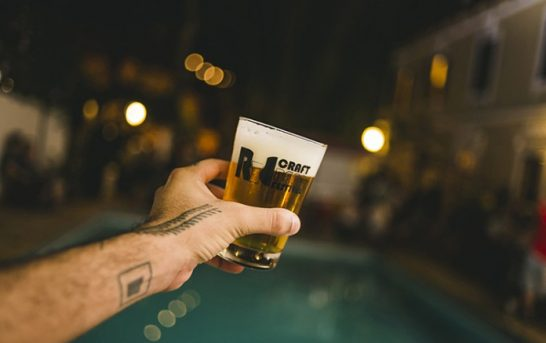 Rio Craft Beer Festival Returns on May 14th in Gávea