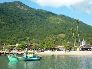 Village of Abraão, on Ilha Grande off the coast of Angra dos Reis to receive major infrastructure improvements, Brazil, Rio de Janeiro