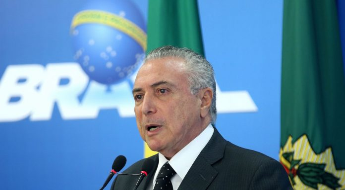 Brazil, BrasiliaIPresident Michel Temer stated that the plebiscite which decided the withdrawal of U.K. from the European Union was an internal matter and the Brazilian government would not comment on it.