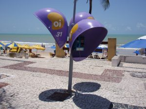 One of Brazil's largest telecom carriers, Oi, filed for judicial recovery on Monday,
