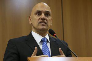 Brazil,Justice Minister, Alexandre de Moraes, announces arrest of ten suspects,