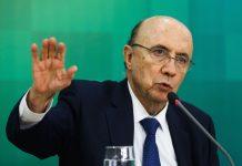 Brazil,Finance Minister Henrique Meirelles announces 2017 budget forecast