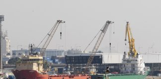 Brazil, Santos, Sao Paulo,Port of Santos expected to register record movement of cargo in 2017,
