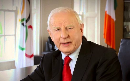 Ireland's Olympic Council President Arrested for Ticket Scandal