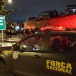 National forces enter Vila do João, located in Complexo da Maré, Rio de Janeiro, Brazil, Brazil News