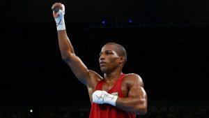 Robson Conceição takes the Olympic gold in boxing, Rio 2016, Olympics, Rio de Janeiro, Brazil, Brazil News
