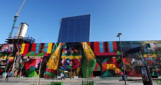 Rio 2016 Olympic Boulevard Mural Sets Guinness World Record