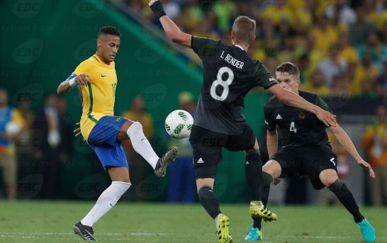 Brazilian Men's Football and Volleyball Take Gold