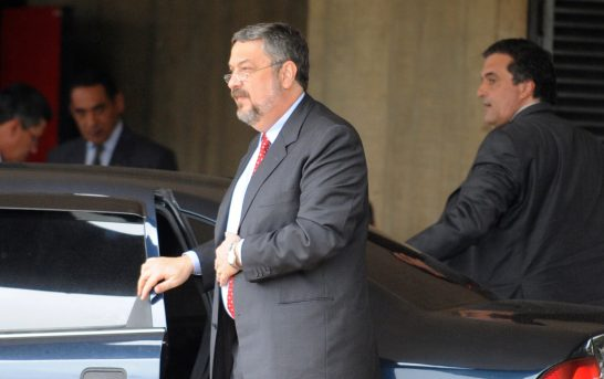 Former Chief of Staff Arrested in Bribery Scandal in Brazil