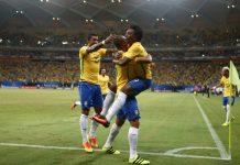 Brazil beats Colombia, Rio de Janeiro, Brazil, Brazil News