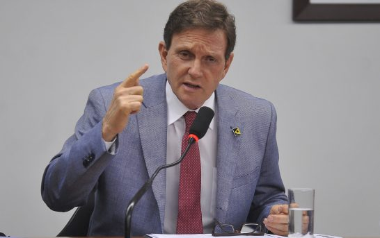 Five Candidates Tied for 2nd Place in Rio's Mayoral Race