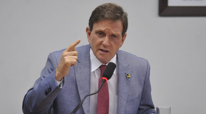 Brazil, Rio de Janeiro,Marcelo Crivella is currently leading the mayoral race in Rio de Janeiro and will run against one of five candidates in tied for second place,