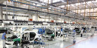 Brazil,The automobile manufacturing industry was one of the sectors which registered the highest decline in industrial production in August,