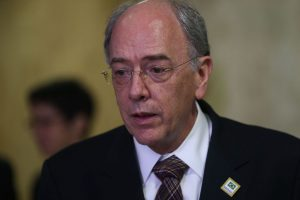 Brazil, Rio de Janeiro, Petrobras' CEO, Pedro Parente announces agreement with France's Total, Brazil News