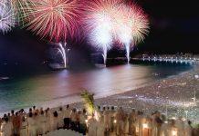 New Year's Eve Copacabana fireworks in Rio de Janeiro, Brazil, Brazil News