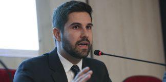 Brazil, Brasilia,MDIC Foreign Trade Secretary Abrão Neto during press conference on Monday, photo by Fabio Pozzebom
