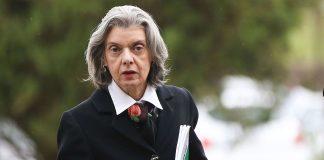 Brazil, Brasilia,Chief Justice Carmen Lucia Rocha,