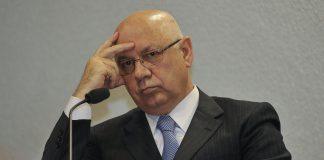 Brazil, Rio de Janeiro,Supreme Court Justice Teori Zavascki died when his plane crashed along Rio de Janeiro's coastline