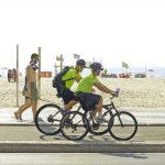 Police presence on the beaches of Rio, Rio de Janeiro, Brazil, Brazil News