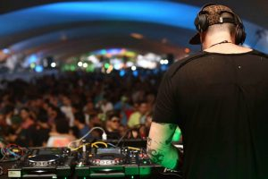 DJs draw crowrds to the Marina da Glória for the Rio Music Carnival, photo internet recreation. Brazil, Brazil News, Rio de Janeiro, Electronic Music