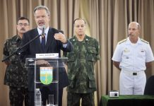 Defense Minister of Brazil, Raul Jungmann, Armed Forces in Rio, Rio de Janeiro, Brazil, Brazil News