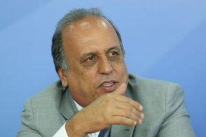 Brazil, Rio de Janeiro,Rio de Janeiro Governor Luiz Fernando Pezão
