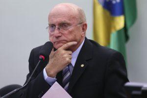 Brazil, Brasilia,New Justice Minister Osmar Serraglio,