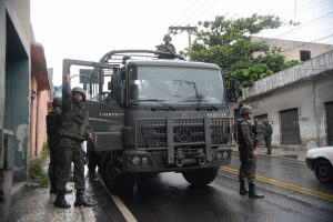 Brazil, Vitoria More armed forces personnel have been ordered to Vitoria to contain violence in the streets,More armed forces personnel have been ordered to Vitoria to contain violence in the streets,