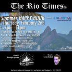 Happy Hour. Ipanema, Rio de Janeiro