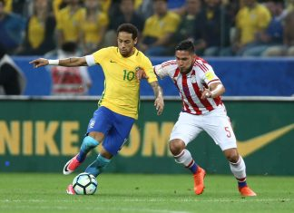 Brazil beats Paraguay 3x0 and guarantees qualification for the 2018 World Cup in Russia, football, soccer, World Cup, Rio de Janeiro, Brazil, Brazil News