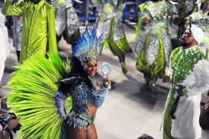 2017 vice-champions Mocidade Independente will join Portela and the other high-performing school's from this year's Carnival in the Champions Parade on Saturday, Brazil, Brazil News, Rio de Janeiro, Carnival, Carnival 2017, samba schools, Rio de Janeiro samba schools, Champions Parade, Mocidade Independente, Portela, Beija-Flor, Salgueiro, Mangueira, Acadêmicos do Grande Rio,