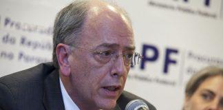 Brazil,Petrobras President, Pedro Parente