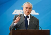 Brazil,President Michel Temer spoke about talk with Eduardo Cunha during interview