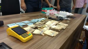 Police arrested a suspect thought to be the largest dealer of synthetic drugs in Rio, Rio de Janeiro, Brazil, Brazil News