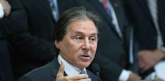 Brazil, Brasilia,Current Senate President Eunicio Oliveira is said to have received R$5 million to change bill to favor JBS