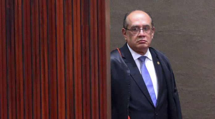 Brazil, Brasilia,Electoral Court President, Justice Gilmar Mendes, will conduct the Rousseff-Temer Campaign trial
