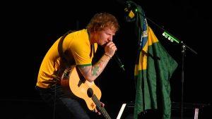 Rio de Janeiro, Brazil, Rio News, Ed Sheeran, show