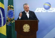 Brazil's president Temer, JBS, audio recording, Rio de Janeiro, Brazil, Brazil News