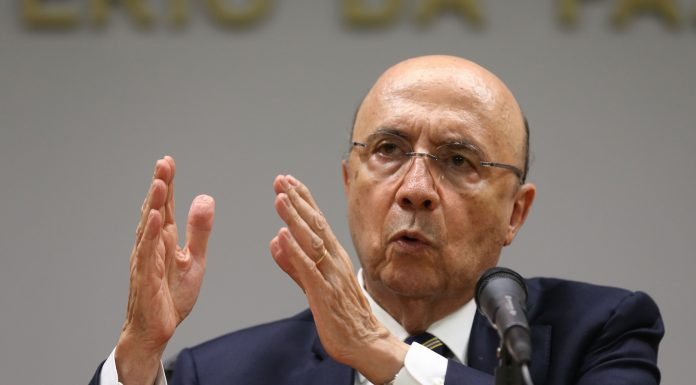 Brazil, Brasilia,Brazil's Finance Minister Henrique Meirelles believes the worst of the recession is over,