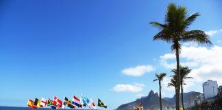 Ipanema beach, Rio de Janeiro, brazil, Brazil News