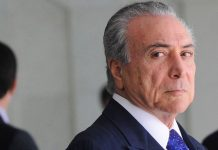 Brazil,Brazil's President, Michel Temer, has been charged with passive corruption,