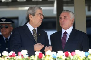 President Temer awaited the results of the TSE decision, Rio de Janeiro, Brazil, Brazil News