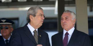 President Temer awaited the results of the TSE decision, Rio de Janeiro, Brazil, Brazil News