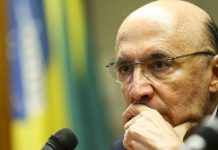 Brazil, Brasilia,Brazil's Finance Minister Henrique Meirelles said fuel tax increase will help increase revenues,