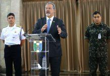 Brazil's Defense Minister, Raul Jungmann, Rio de Janeiro, Brazil, Brazil News