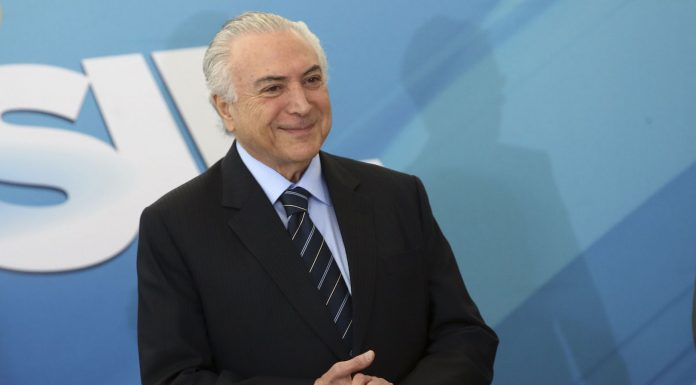 Brazil, Brasilia,Chamber Committee found no evidence of corruption practices by President Michel Temer,