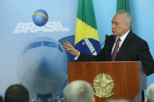Brazil,President Temer's popularity falls to lowest rate in almost 30 years,