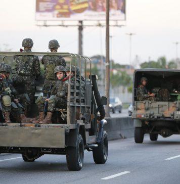 Armed Forces Rio, Rio de Janeiro, Brazil, Brazil News
