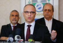 Rio's State Secretary of Security, Roberto Sá, Rio de Janeiro, Brazil, Brazil news