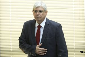 Brazil,Rodrigo Janot, will be stepping down in September, after four years as Brazil's top prosecutor,